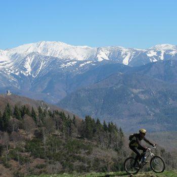 VTT cyclisme Haut Vallespir Sud Canigou 66