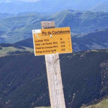 vacances randonnée Haut Vallespir Sud Canigou