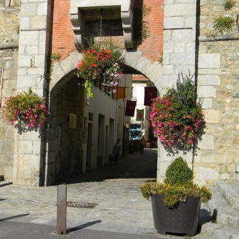 Hotel restaurant Prats de Mollo